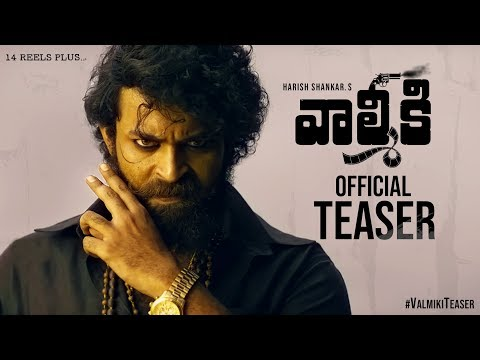Valmiki - Movie Trailer Image