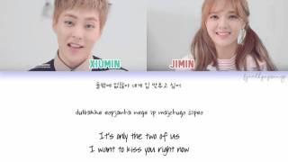 Jimin [AOA] (지민) - Call You Bae (야 하고 싶어) [ft. Xiumin (EXO)] [Color Coded/Eng/Han/Rom]