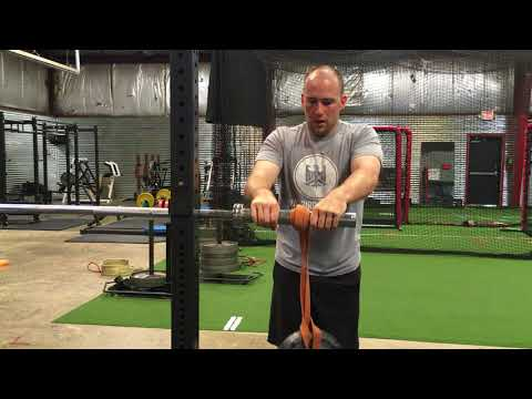 Barbell Wrist Roller Exercises for Bigger Forearms