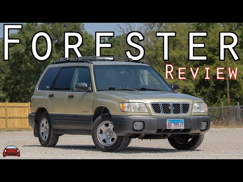2001 Subaru Forester Review - Ready For Adventure