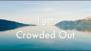 Funeral Suits - Crowded Out (Lyrics Video)