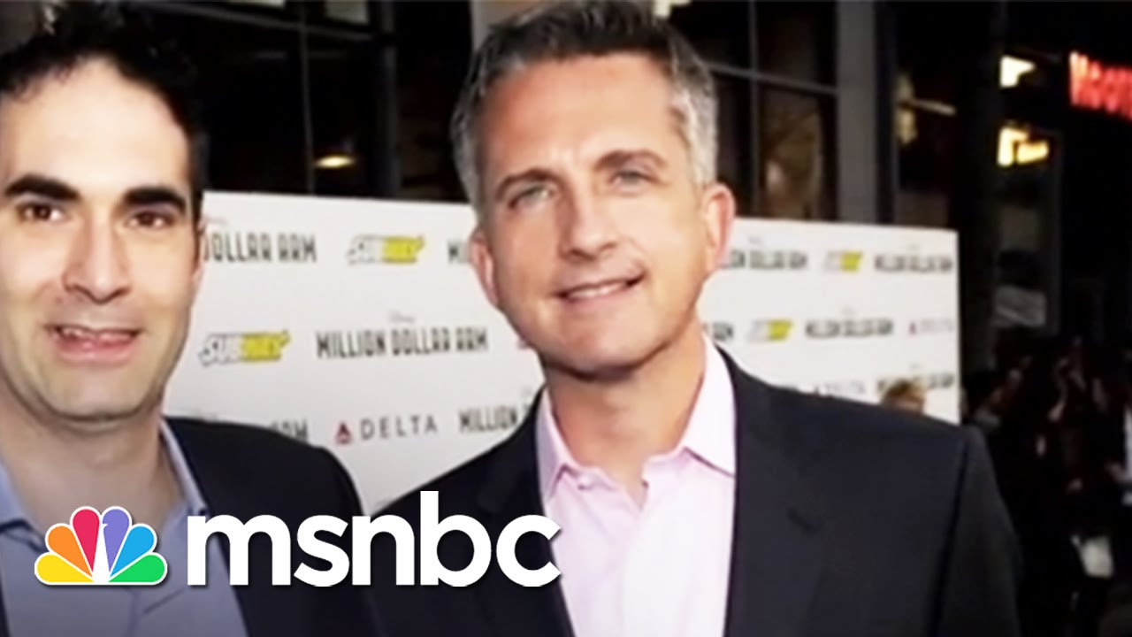 ESPN Suspends Star Columnist Bill Simmons | msnbc thumbnail