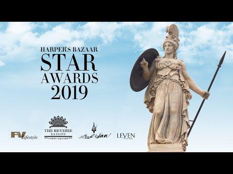 Truyền hình trực tiếp - Lễ Trao giải HARPER'S BAZAAR STAR AWARDS 2019