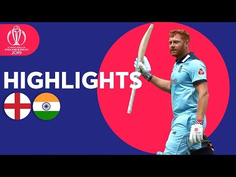 England vs India - Match Highlights  ICC Cricket World Cup 2019