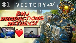 BACK-TO-BACK DUO WINS WITH SPEROS - THE RETURN OF BNJ PRODUCTIONS!