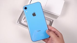 iPhone XR: Unboxing & Impressions (An Interesting Compromise)