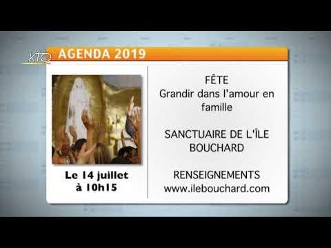 Agenda du 28 juin 2019