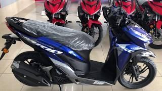 Honda Vario 150 2019 - Blue/Black - Walkaround (Malaysia)