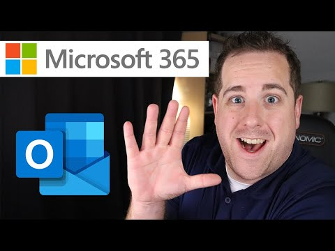 5 settings you NEED in Outlook Online - Microsoft 365