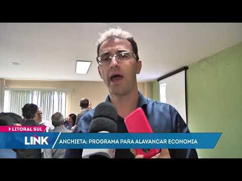 Programa para alavancar a economia é lançado em Anchieta