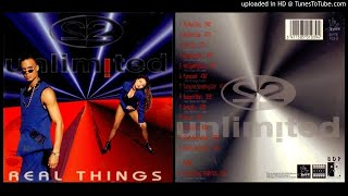 2 Unlimited – Burning Like Fire (Taken from Real Things Album – 1994)