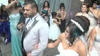 Assyrian Wedding Highlights 2015# FULL HD #Lydia & John#Emotion Clip# Agir Video®