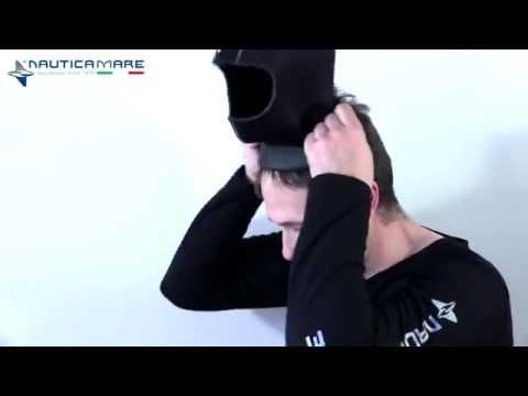 Cappuccio K01 Hood K01 5mm 8mm
