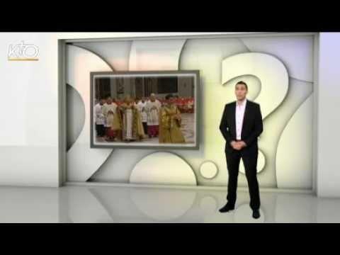 Pourquoi les Papes ont-ils un nom différent du leur ?