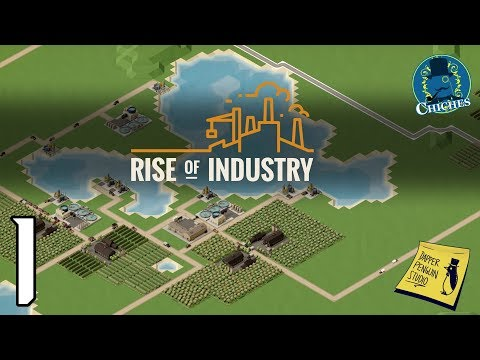 Gameplay de Rise of Industry
