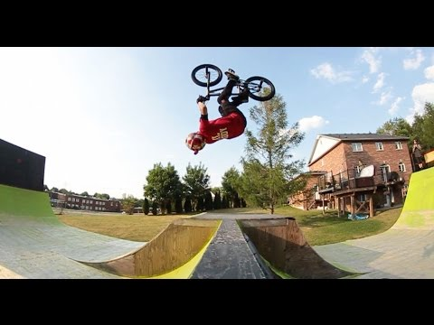 12 YEAR OLD BMX BOSS IS BACK