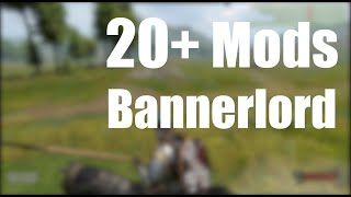 Mejores Mods para Mount and Blade II Bannerlord