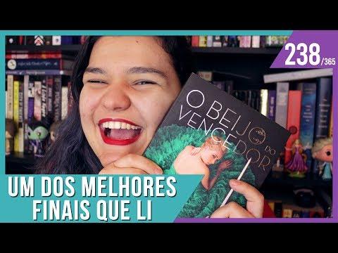 O BEIJO DO VENCEDOR - RESENHA | Bruna Miranda #238