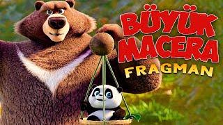 Büyük Macera - The Big Trip - Türkçe Teaser
