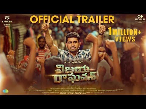 Vijaya Raghavan - Telugu Trailer