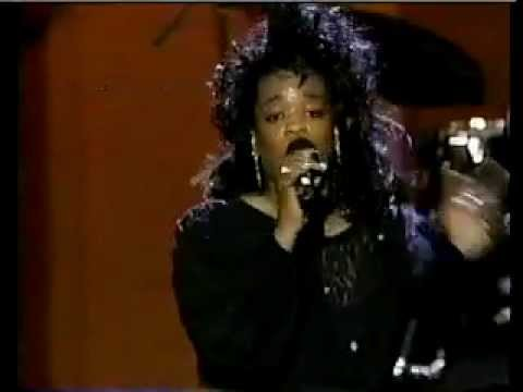 Evelyn Champagne King Im in love Live!!!