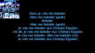 Sexion D'assaut   Balader Lyrics