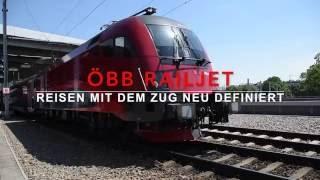 ÖBB Railjet   Reisen neu definiert