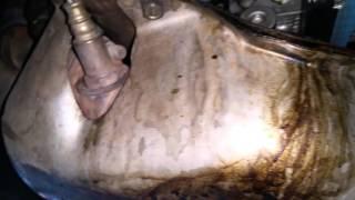 Subaru sti oil leaking on exhaust, Oil Control Valve