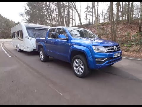 The Practical Caravan VW Amarok review