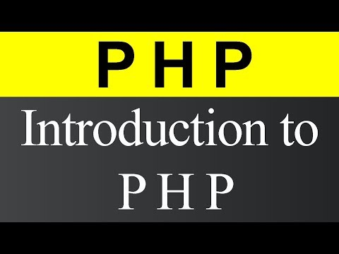 Introduction to PHP is Temporary Not Available