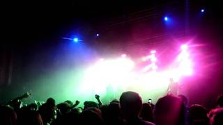 Anthony Green - Can't Have It All At Once Live @ The Fox Theater 2-11-12
