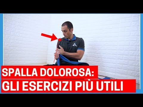 Il video di mal di schiena