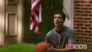 How A 14-Year-Old Used His Jump Shot To Support The Troops