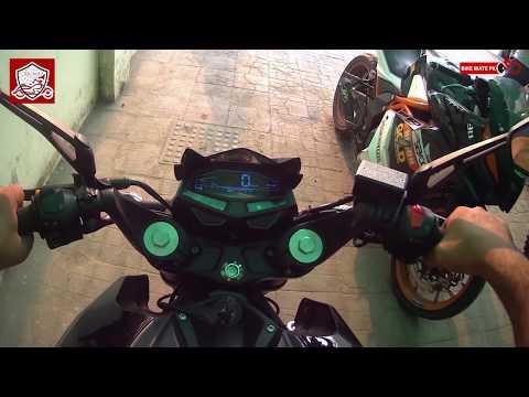 Eligator 250cc Dual Cylinder EFI DOHC | KTM DUKE 390 Replica | Complete Review  | Bike Mate PK