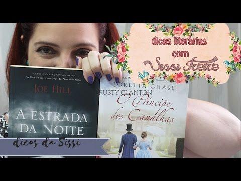 Dicas Literárias - Suspense e Romance - Sissi Freire