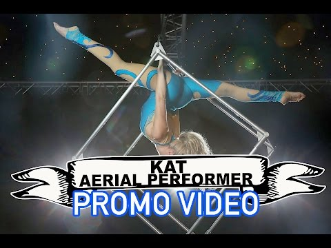 Kat - Aerial Performer Video