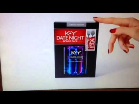Commercial for KY Yours and Mine (2013) (Television Commercial)