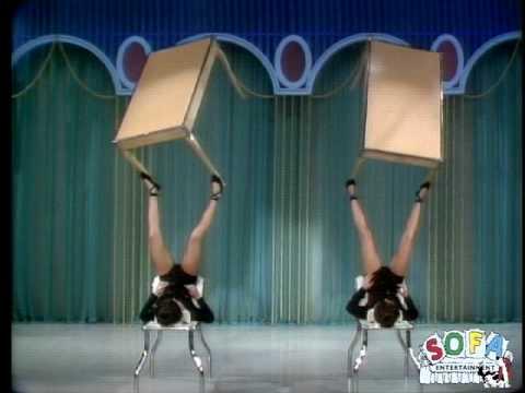 האחיות בארונטון במופע מדהים!