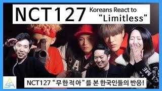 Koreans React to KPOP : NCT 127