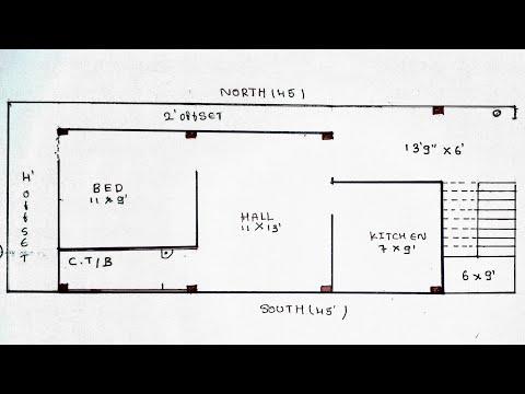 Latest House Plan Design 16 45 - смотреть онлайн на Hah Life