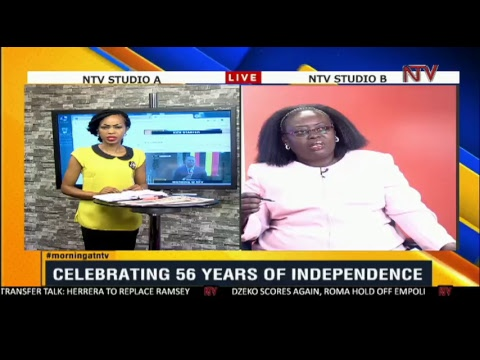 SOLUTIONS: Uganda At 56. The Past, the present and the future