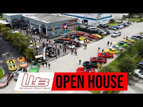 VEHICLE VIRGINS TAKES OVER WHEELS BOUTIQUE OPEN HOUSE
