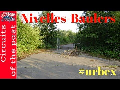 Abandoned Circuit Nivelles-Baulers in 2017 - Onboard Track Walk & Urban Exploring