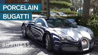 How Bugatti Made A Car That