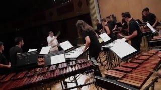 Bruno MARS.- Locked Out of Heaven.- Ensemble Alumnado PercuFest 2015 dirigido por Hilari Marí Cabo