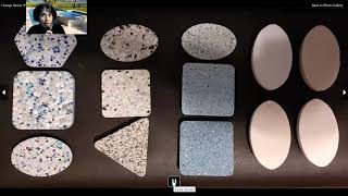 Differences between plaster and Pebbletec