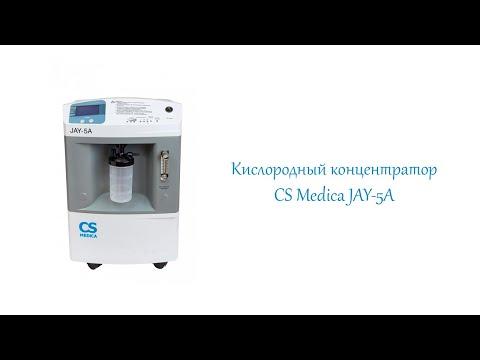 Кислородный концентратор инструкция CS Medica