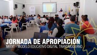 Jornada de Apropiación Modelo Digital Transmoderno