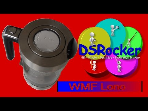 WMF Lono Glas-Wasserkocher (DSRocker)
