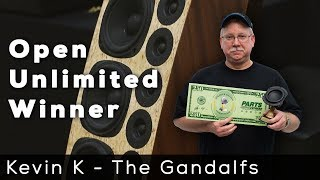 Speaker Design Competition Winner - Kevin Kendrick - The Gandalfs